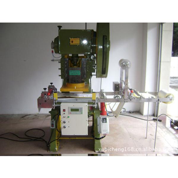 皮革自动送料模切机